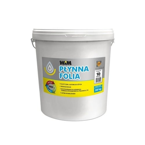 Hydroizolacja WIM jednoskładnikowa 20kg