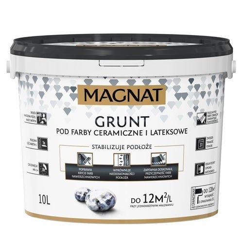 Grunt Magnat 10l