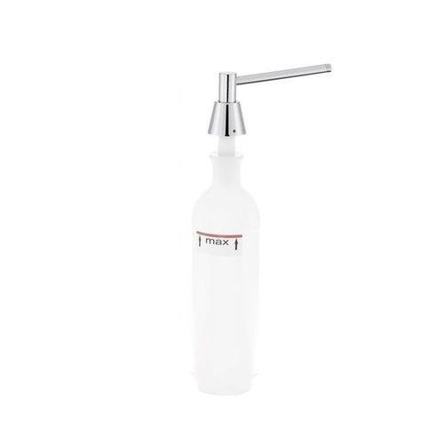 Dozownik mydła w płynie blatowy Stożek poj. 1000 ml, wersja polerowana, DWM101