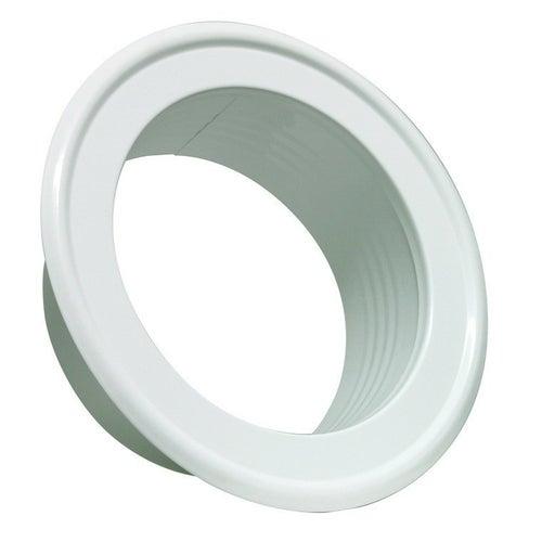 Rozeta do rury wentylacyjnej aluminiowej fi 160 mm