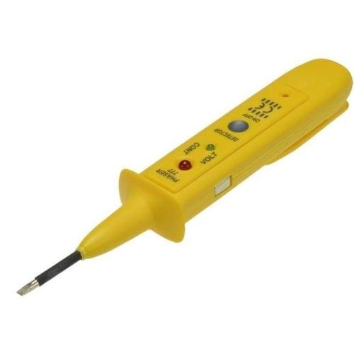 Próbnik Fazer pomiar wielkości elektrycznych
