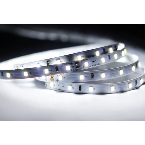 Taśma LED HQS 24V 6W/m 480lm/m 6500K IP33 5m