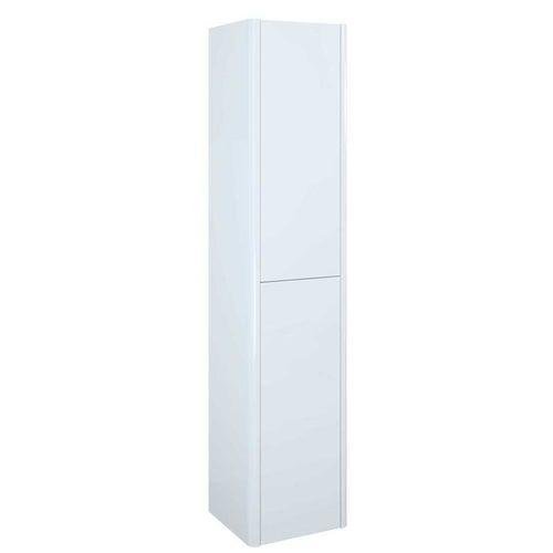 Słupek Sottile 30 cm z 2 drzwiami biały