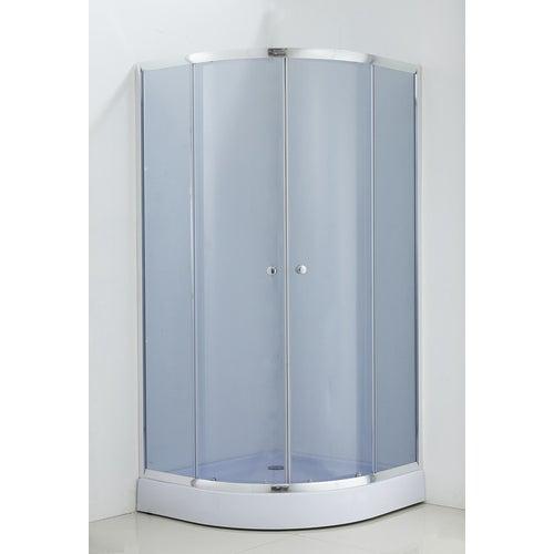 Kabina prysznicowa Savana Ela 90x90 z brodzikiem