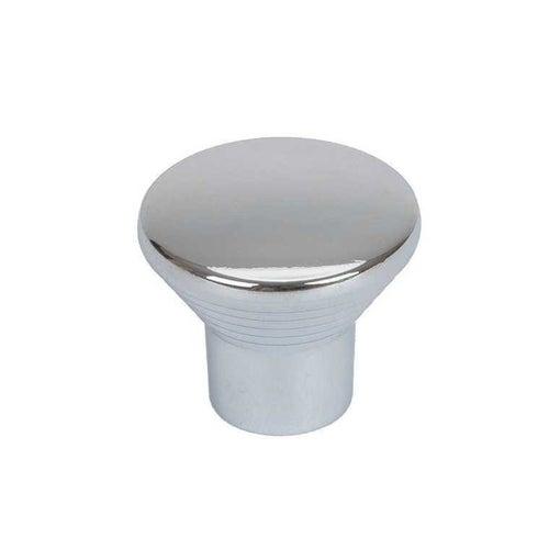 Gałka meblowa GA 09 fi 23 mm chrom matowy