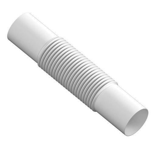 Złączka elastyczna ZCL 32mm UV biała 70szt
