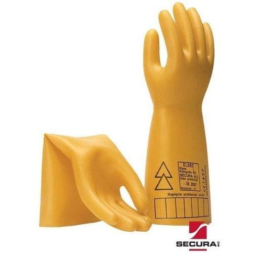 Rękawice elektroizolacyjne RELSEC-2-5, rozm. 11 (2XL)