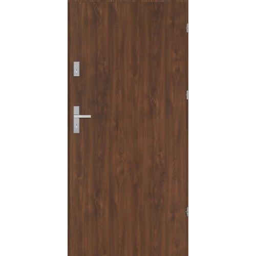 Drzwi wejściowe antywłamaniowe Imperia RC2 90 cm, prawe, orzechowy