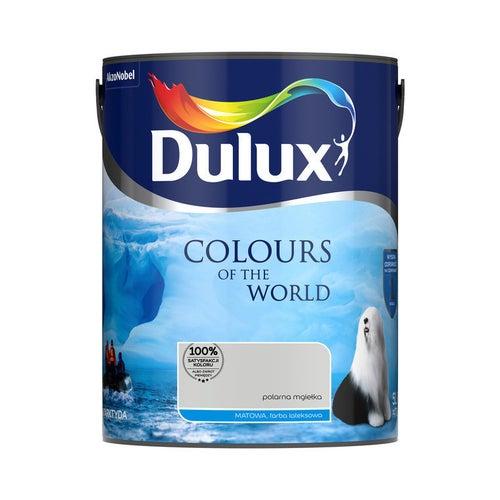 Farba Dulux Kolory Świata polarna mgiełka 5l