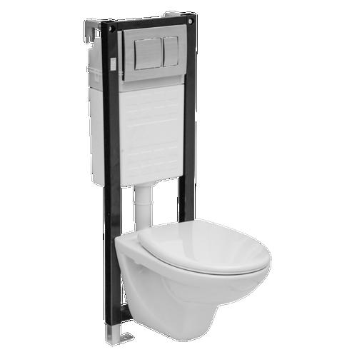 Zestaw podtynkowy WC Roca Adele A893103030