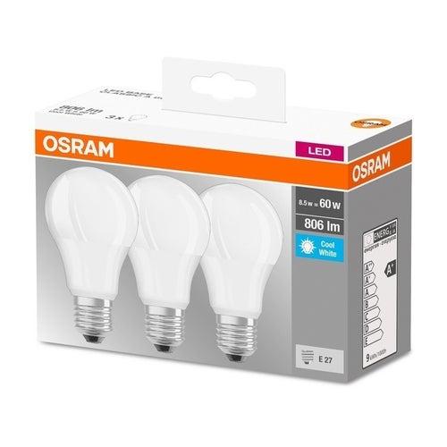 Żarówka LED 8,5W E27 806lm neutralna/4000K Osram