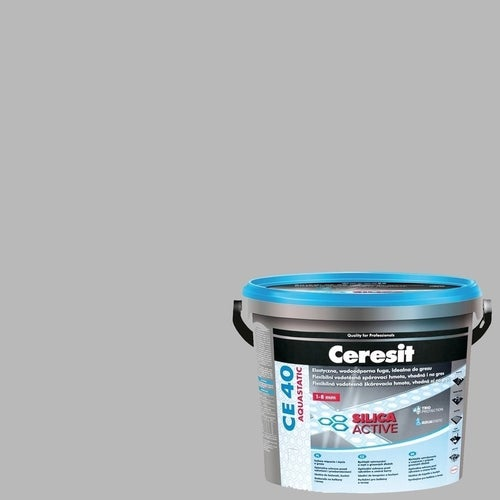 Fuga CE40 Aquastatic 12 cementgray 5 kg