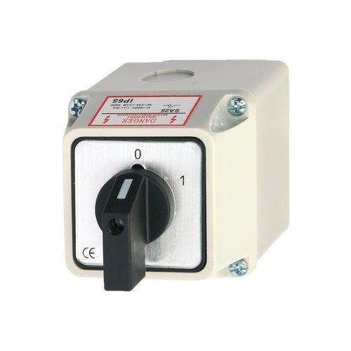Rozłącznik w obudowie O-1 25A 3-fazowy 400V IP44