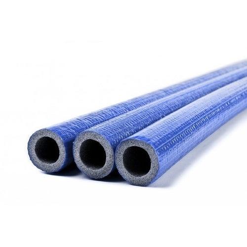 Otulina niebieska PE PW 35x9 mm 2 mb