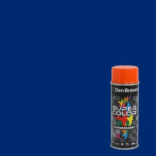 Spray Den Braven Super Color granatowy 400ml