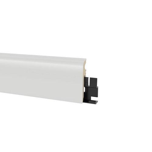 Listwa przypodłogowa Vigo 60 2200x60x15 biała