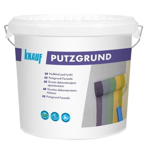 Podkład pod tynki Knauf Putzgrund 5 kg, biały