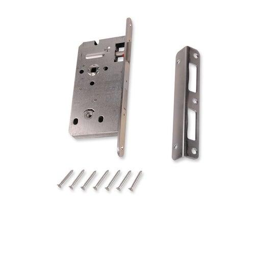 Zamek drzwiowy wpuszczany Mag-Met CZ 72/50 WC lewy 4mm