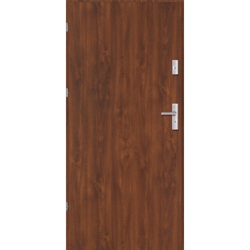 Drzwi wejściowe Optimum 90 cm lewe orzech