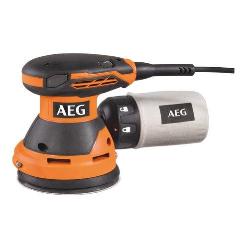 Szlifierka mimośrodowa 300W EX 125ES AEG