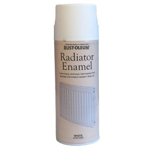 Spray do kaloryferów Rust-Oleum biały 400ml