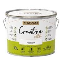 Farba Magnat Creative White biała 10l