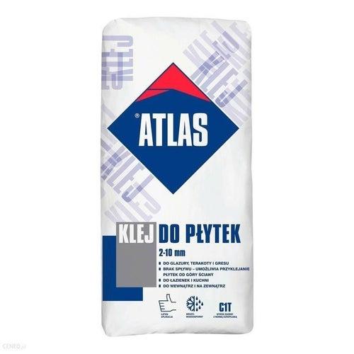 Klej do płytek Atlas C1T 20 kg