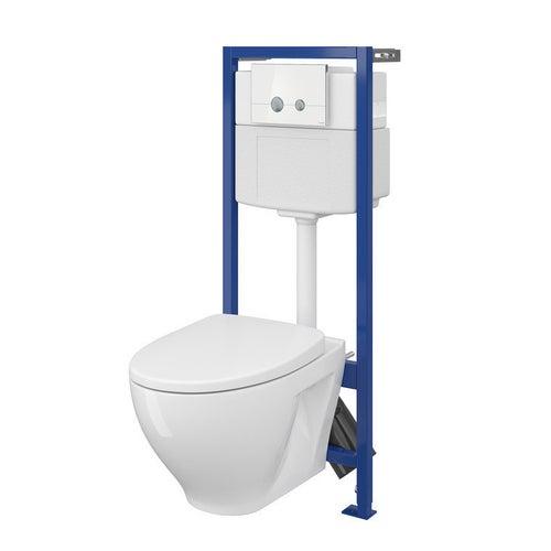 Zestaw podtynkowy WC Cersanit Moduo S701-342