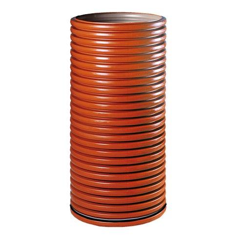 Rura trzonowa dwuścienna do studzienki PRO 400, PP-B SN 8, fi 400 mm, dł. 2m