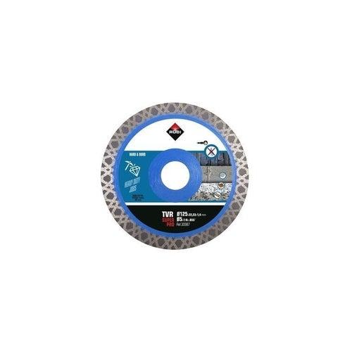 Tarcza diamentowa pełna 125x22,2 mm Rubi