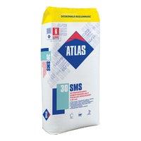 Podkład podłogowy Atlas SMS 30, CT-C30-F7 25 kg, samopoziomujący, szybki, 3-30 mm