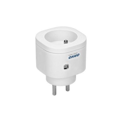 Gniazdo centralnie sterowane bezprzewodowe Wi-Fi Orno Smart home 2P+Z 3000W IP20