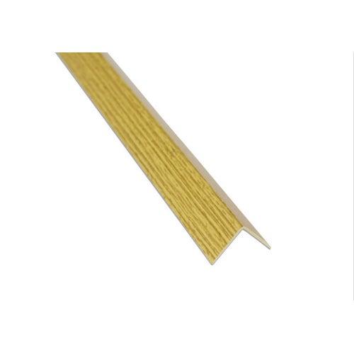Kątownik PVC 20x20x2750 mm Dąb