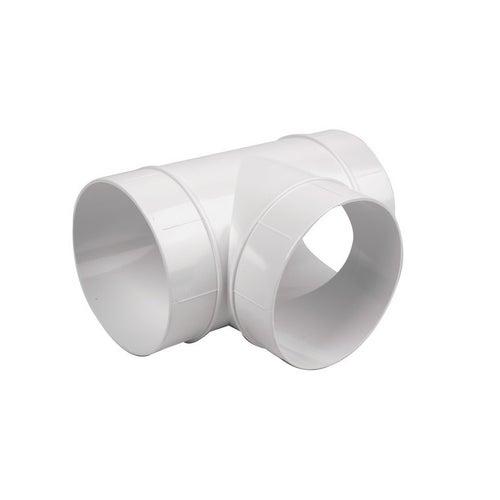 Trójnik kanału okrągłego fi 100 KO100-26