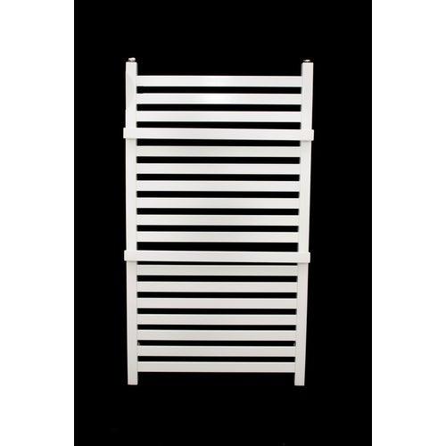 Grzejnik łazienkowy Verona 95x53 cm, biały