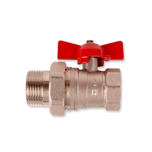 Zawór kulowy wodny Standard GZ/GW 1