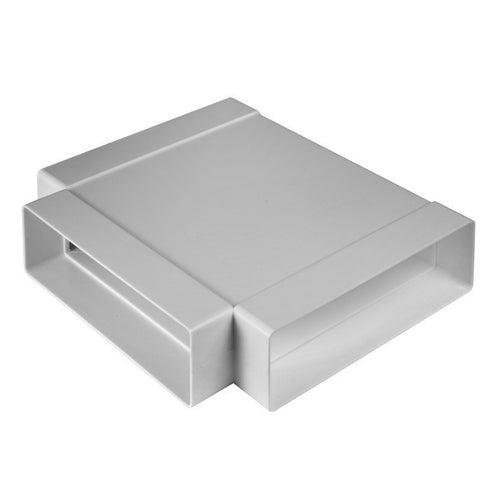 Trójnik poziomy płaski 60x204 KP204-26