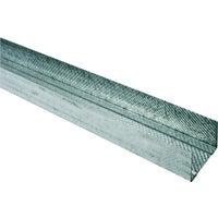Profil do suchej zabudowy ścienny UW50 Budmat 50/30x4000 mm, 0.5 mm