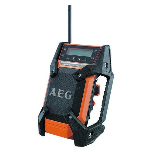 Radio budowlane 12/18V BR 1218C-0 AEG / bez aku