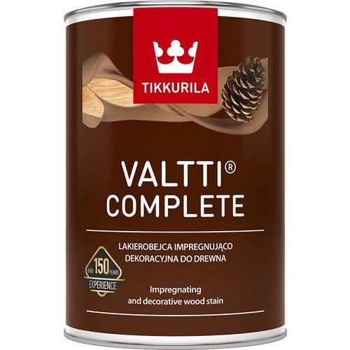 Lakierobejca Tikkurila Valtti Complete 0,9 l