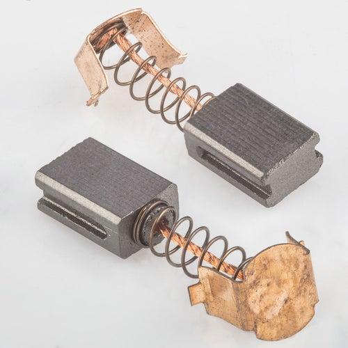 Szczotki węglowe 8x5x11 mm, końcówka X8