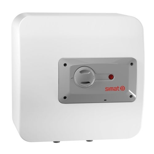 Elektryczny ogrzewacz wody Simat 10 l podumywalkowy