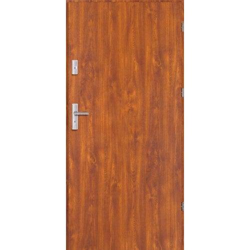 Drzwi wejściowe Vivo 80 cm, prawe, złoty dąb