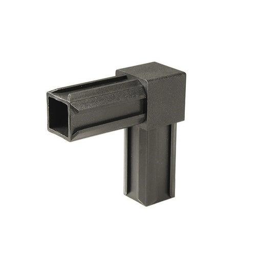 Łącznik XD narożny PCV 90° 20x20x1.5 mm