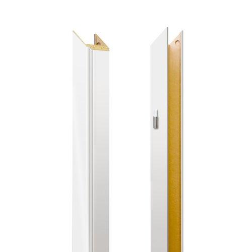 Baza prawa ościeżnicy regulowanej 420-460 cm biały