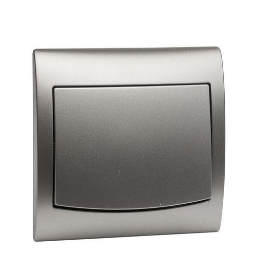 Polmark Vega srebro łącznik pojedynczy