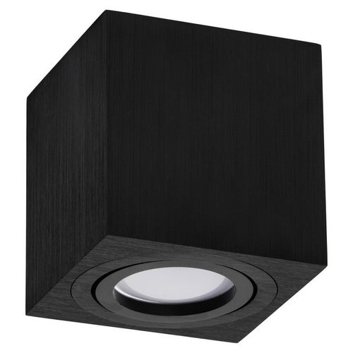 Oprawa sufitowa punktowa OH37 35W GU10 czarna