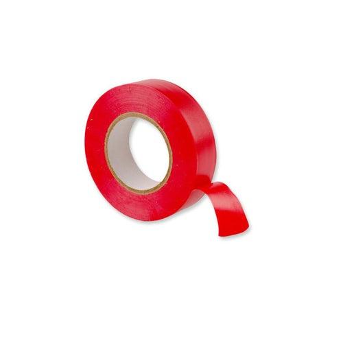 Taśma elektroizolacyjna Repero 711 19mm/20m czerwona