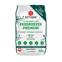 Ekogroszek Sztygar Premium 26 MJ 25 kg