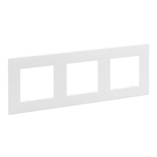 Niloe Step ramka biała potrójna